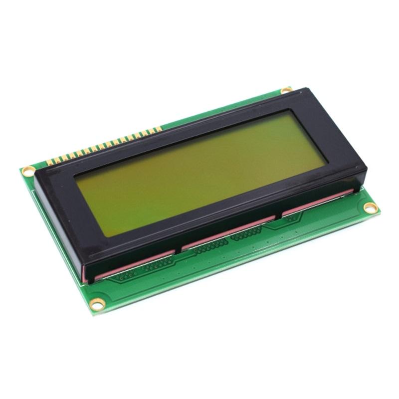 Дисплей символьный LCD2004 зеленая подсветка