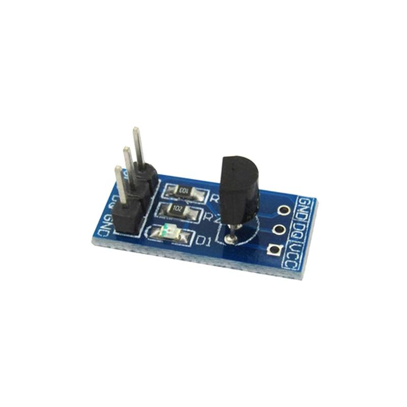 Модуль датчика температуры DS18B20 TZT