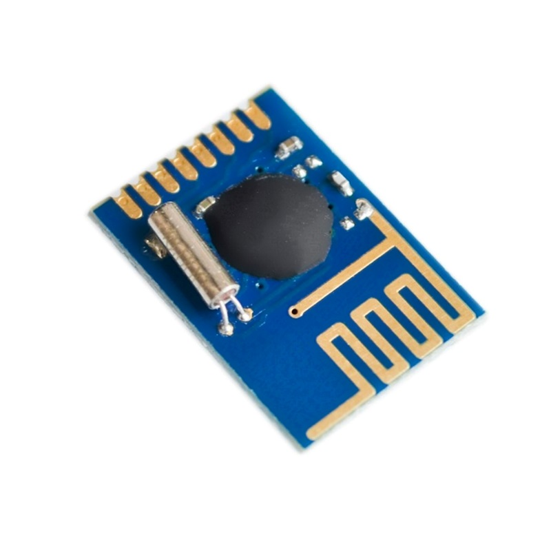 Радио модуль SE8R01 (совместим с NRF24L01) SMD SEMITEK
