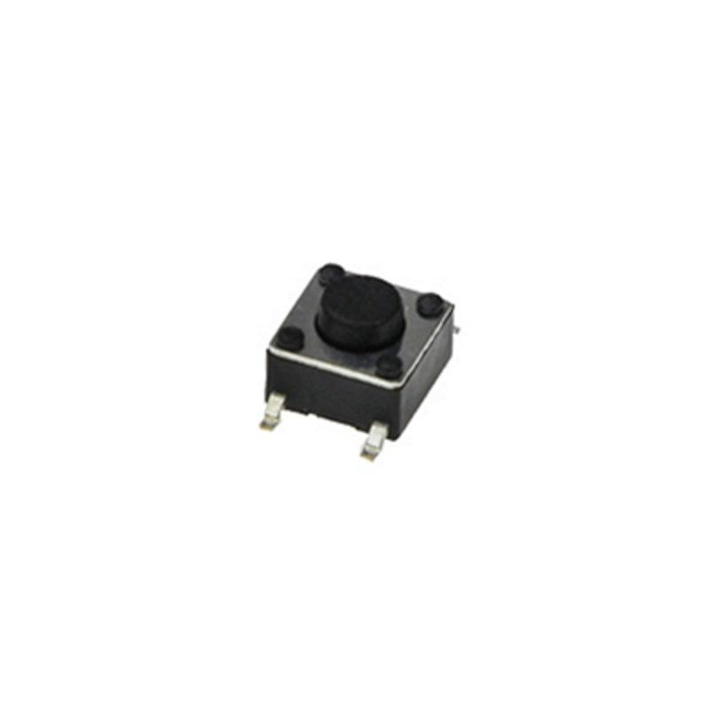 Кнопка тактовая 6х6xH5 SMD (KLS7-TS6604-5.0-180 )  TZT
