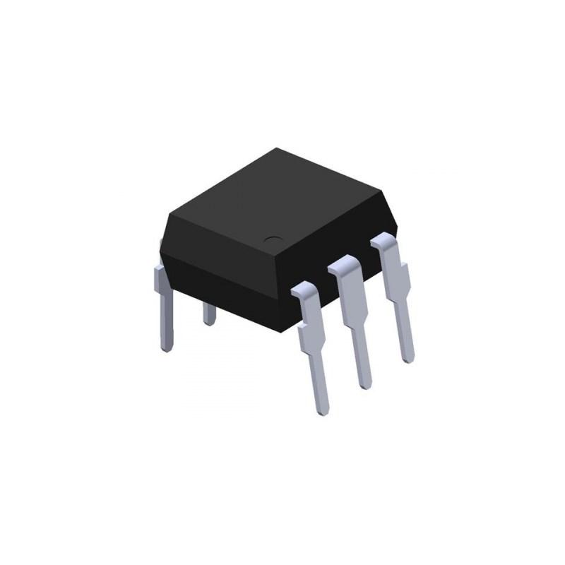Оптопара АОТ127А DIP-6 с транзисторным выходом