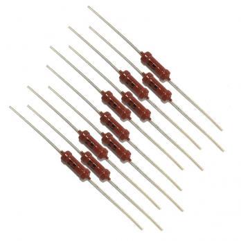 Резисторы 1.3 кОм 0.25 Вт МЛТ (набор 10 шт)