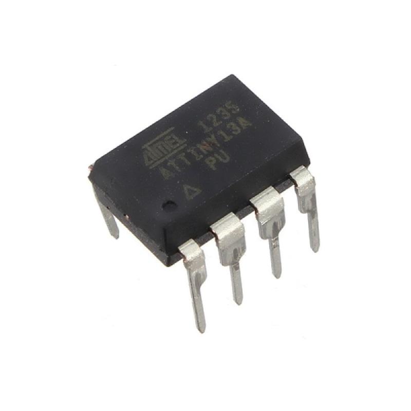 Микросхема ATTINY13A DIP-8 (микроконтроллер) ATmel
