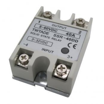 Твердотельное реле SSR-40DD TWTADE (FOTEK compatible)