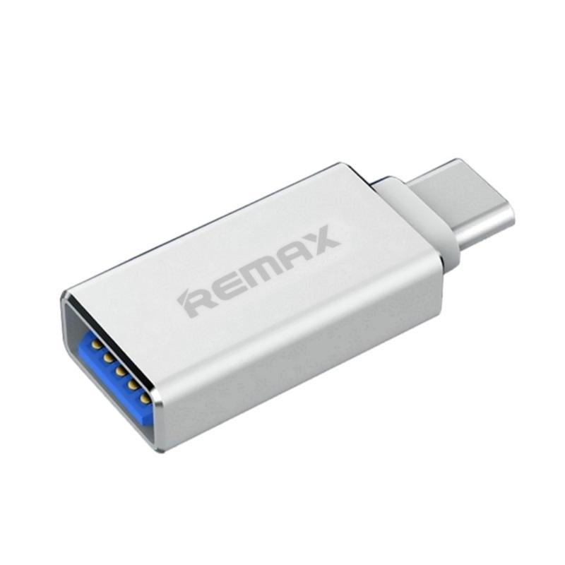 Переходник Type-C USB 3.0 OTG Remax RA-OTG1