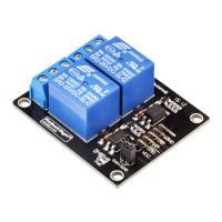 RobotDyn модуль реле 2 канала 5V 220V-10A