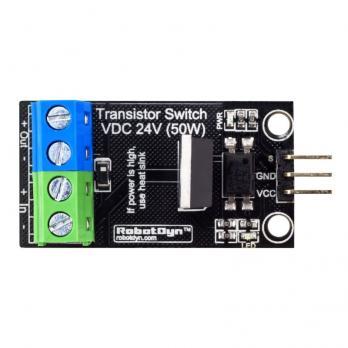 RobotDyn транзисторный выключатель 1 канал DC 24V-30A