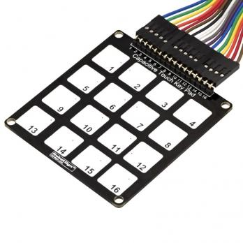RobotDyn емкостная клавиатура 4х4 16 кнопок