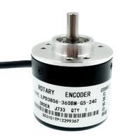 Энкодер на 360 шагов (Encoder-360, LPD3806-360BM-G5-24C) Rotary Encoders