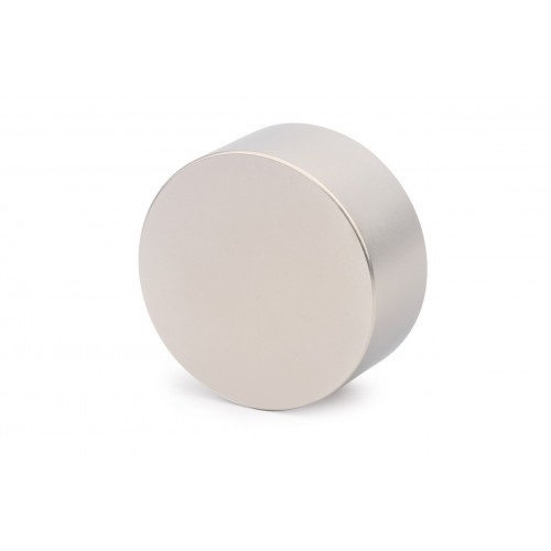 Магнит неодимовый диск 70х30 мм Neodymium