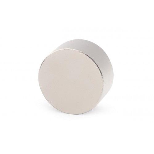 Магнит неодимовый диск 40х10 мм Neodymium