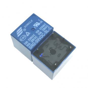Реле Songle SRD-09VDC-SL-C электромеханическое 9В/250В