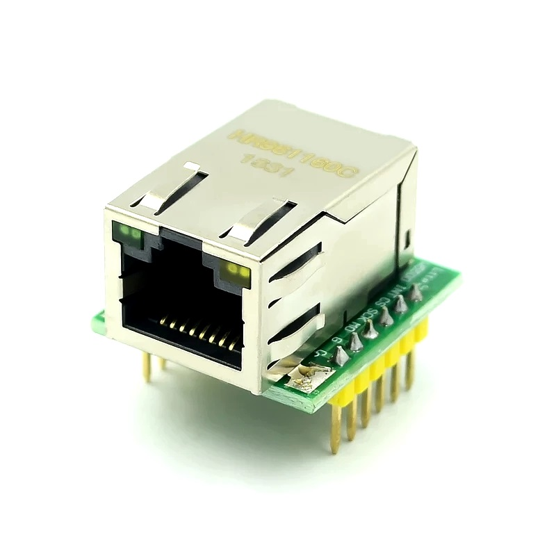 Модуль LAN Ethernet W5500 USR-ES1 MINI TZT