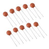 Конденсаторы керамические 10 пФ (10, 10PF, набор 10 шт) SEP