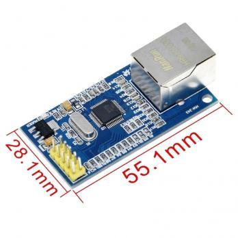 Модуль LAN Ethernet W5500 TZT