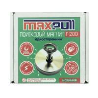 Односторонний поисковый неодимовый магнит F-200 MaxPull