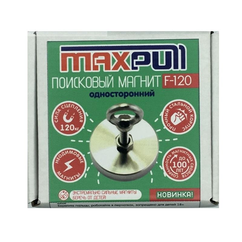 Односторонний поисковый неодимовый магнит F-120 MaxPull