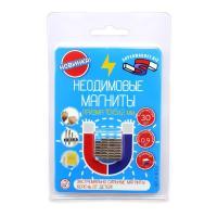 Набор неодимовых магнитов 10х5х2 мм (призмы 30 шт) Neodymium