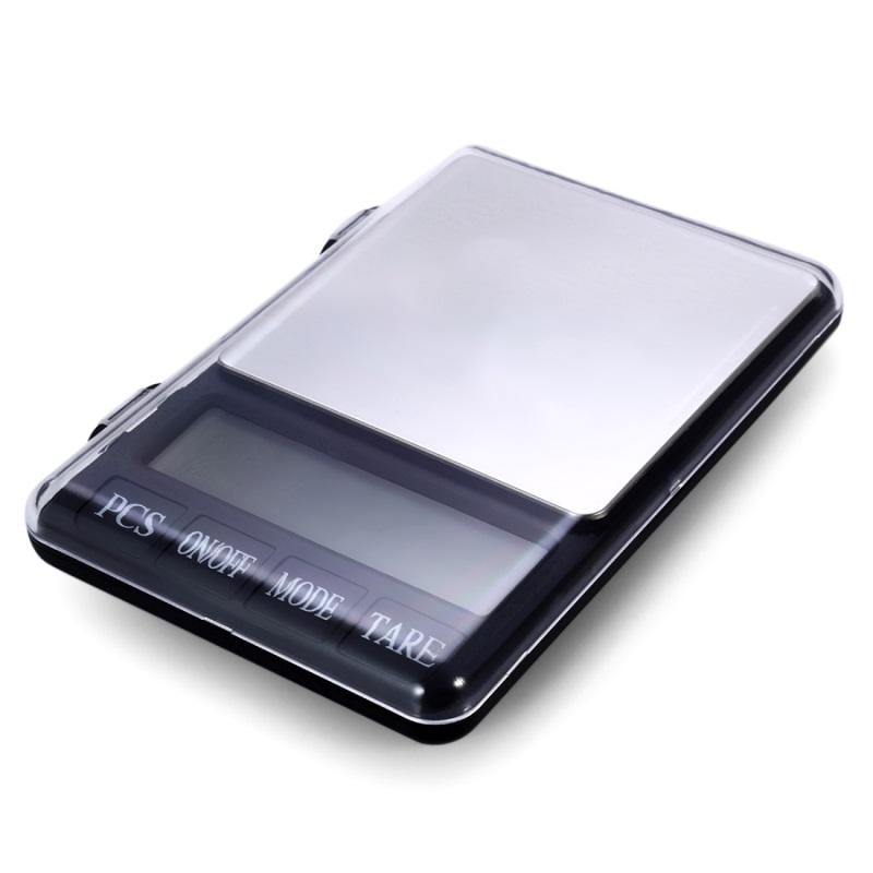 Весы портативные электронные XY-8007 (0.1-600 гр) Pocket Scale