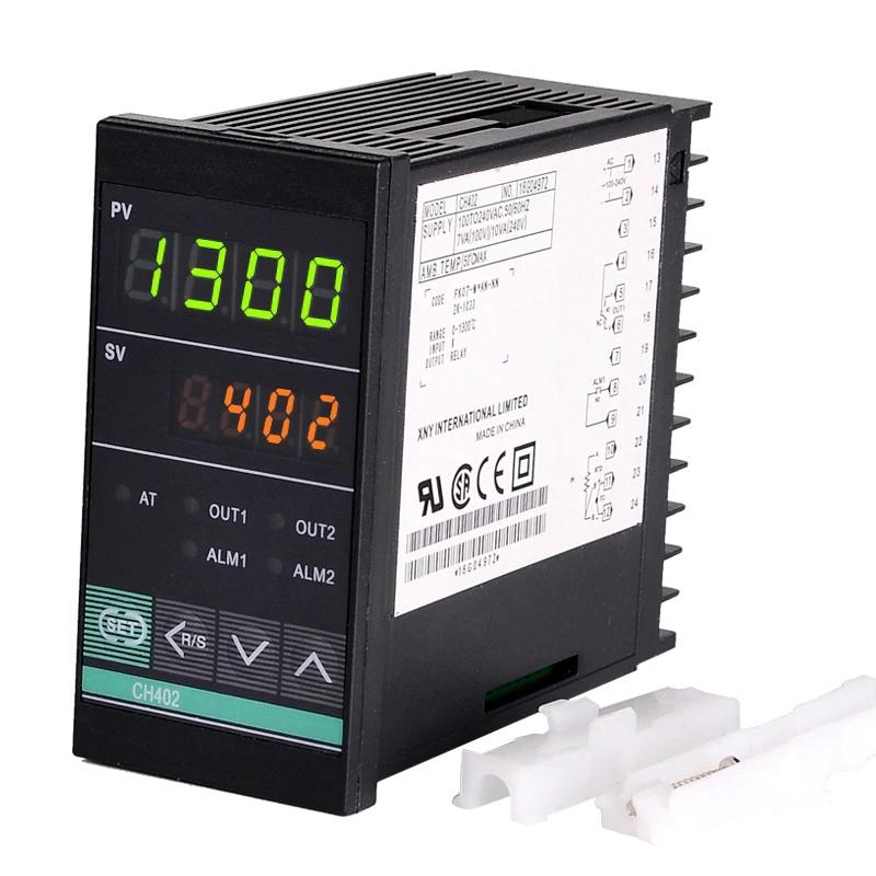 CH402 ПИД-контроллер (0-1300 °C, FK07-M*AN-NN ZK-1033) Sinotimer