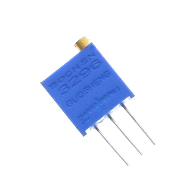 MCIGICM Подстроечный резистор 500 Ом 3296 W501